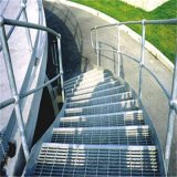 电镀锌楼梯钢格板实体厂家