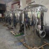 山泉水过滤用不锈钢精密过滤器工厂