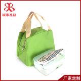 定制手提午餐便当包 时尚加厚可爱学生保温饭盒袋
