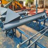 阜阳4米长钢管绞龙上料机 密封不锈钢螺旋输送机