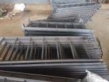 检查梯吊围栏防护栏爬梯墩吊栏生产加工厂家