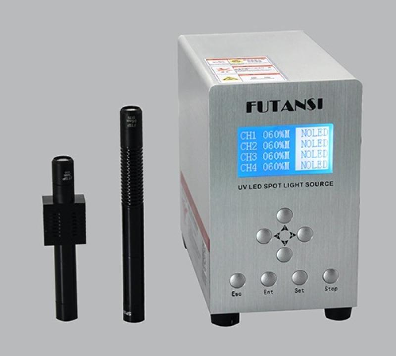 4通道LEDUV固化机,紫外固化炉