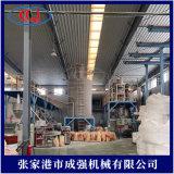 PVC全自动配混线集中供料系统