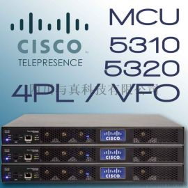 思科mcu多点CTI-5320-MCU-K9服务器
