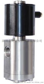 进口G和NPT1/2寸的不锈钢小口径电磁阀