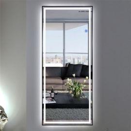 卫生间灯镜,山东LED化妆镜厂家 酒店智能镜