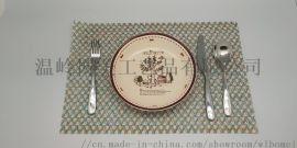 北欧餐垫餐巾餐布垫餐桌垫隔热垫特斯林餐垫PVC餐垫