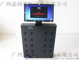 会议桌电动升降器171922寸电脑显示屏升降机