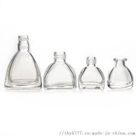 120ml蒙古包玻璃瓶4oz芳香挥发液玻璃瓶