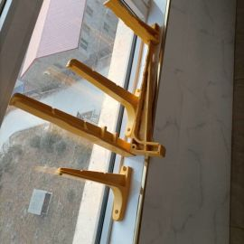 模压电力隧道电缆托臂玻璃钢电缆托架生产