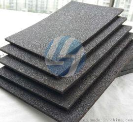 丽业建材地胶隔声垫地面用隔音材料浮筑层地面减振垫