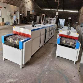 不锈钢网带烘干线 广州烘干设备厂家 隧道式烘干线