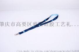 涤纶促销彩印 各种规格各种logo挂带彩带