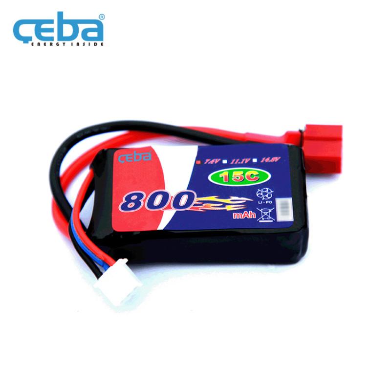 锂聚合物电池组800mAh蓝牙音箱15C高倍率电池