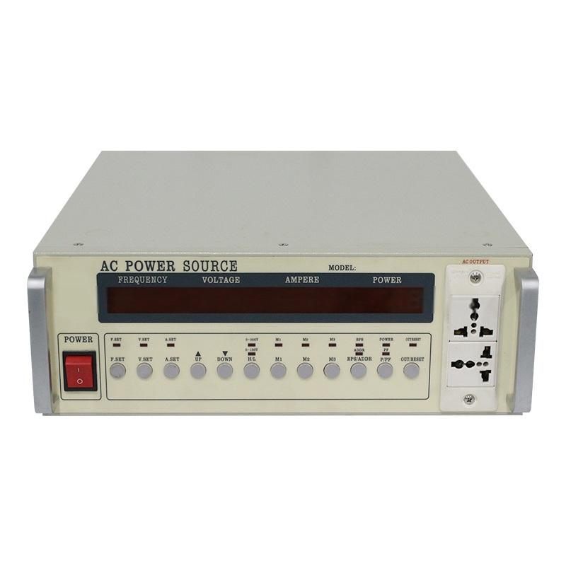 PA63000A存储式500W/1000W可编程变频调压稳压变频电源