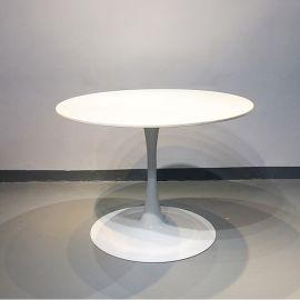 伊姆斯餐桌郁金香桌子现代简约