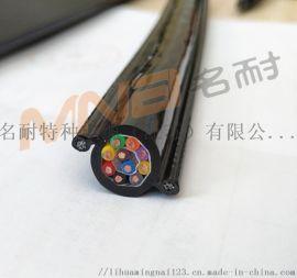 起重机手柄控制双钢丝葫芦电缆10*1.5