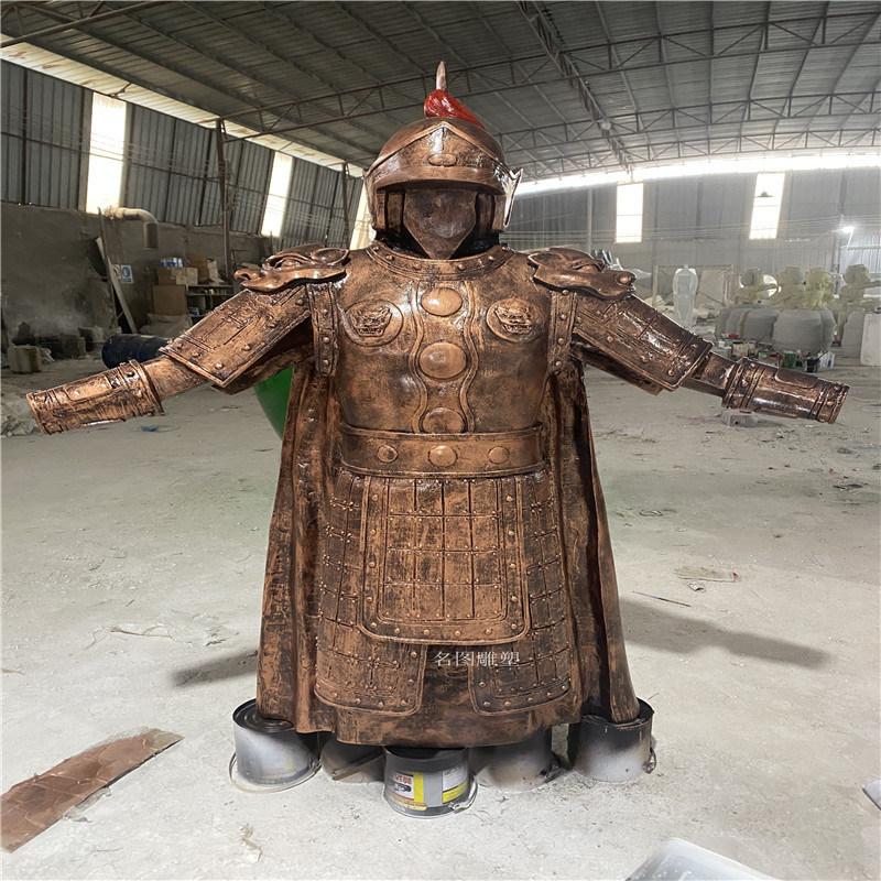 广州璃钢古代人物雕塑 玻璃钢名人雕像一键下单