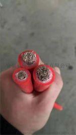 可移动耐高温硅橡胶电缆柔软特性YGZ