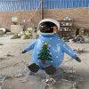 潮州玻璃钢动物雕塑 公园动物雕塑方法步骤