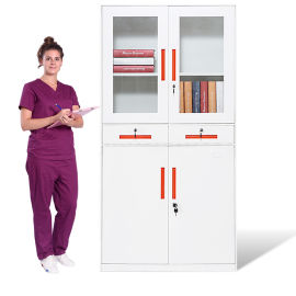 SKH093 文件柜 资料档案柜 员工储物柜