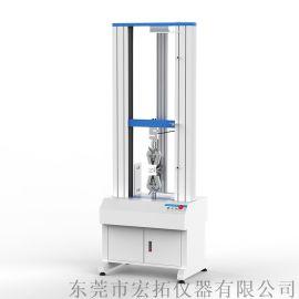 尼龙拉力试验机 塑料双柱弯曲试验机