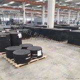 專業生產圓形橡膠支座 可定做彈性橡膠支座