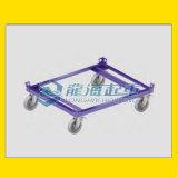 德国JUNG物流转运车定制(地板踏板车、运输货架)