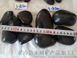 江蘇黑色鵝卵石   永順黑色礫石促銷