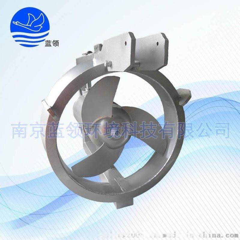 混合液潛水迴流泵不鏽鋼安裝系統