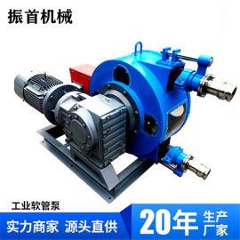 山西长治挤压软管泵工业软管泵操作