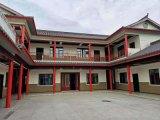 河南轻钢别墅厂家 装配式建筑材料配送 轻钢结构房屋