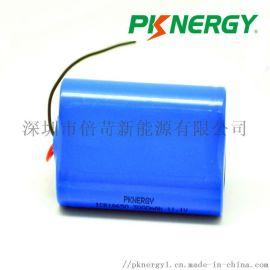 圆柱18650电池组智能音响 电池12V