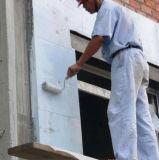 外牆保溫防空處理, 聚苯板表面界面劑