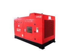 500A静音柴油发电电焊机