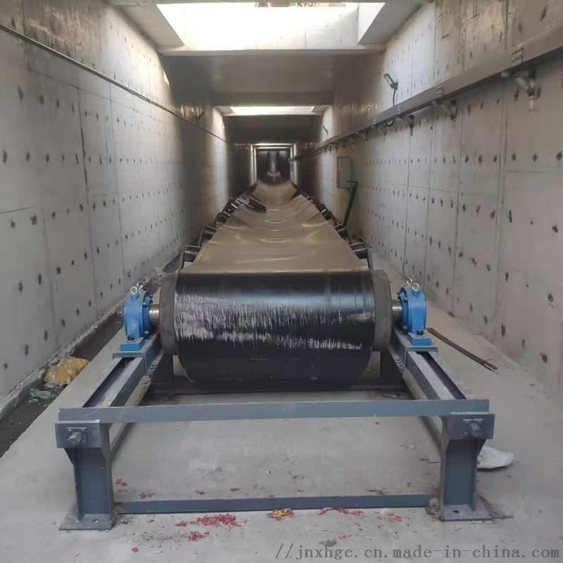DSJ伸缩皮带输送机可定做 75千瓦一米皮带输送机