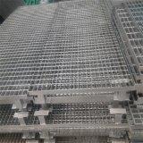 熱鍍鋅麻花鋼鋼格板實體廠家
