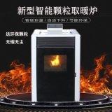 智能生物质颗粒热风炉室内采暖炉 节能颗粒取暖炉