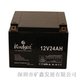 UPS蓄电池、12V24AH蓄电池直销、EPS消防电源专用蓄电池