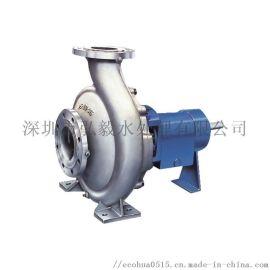 滨特尔PWT单级泵卧式离心泵反渗透高压泵 空调泵