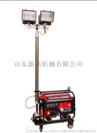 伊藤汽油柴油发电机全方位自动泛光工作灯