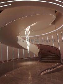 钢结构旋转楼梯施工要点