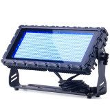 600W LED防水頻閃燈24段全綵頻閃燈平板染色燈大型晚會