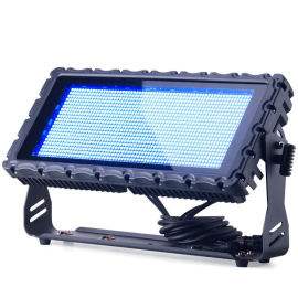 600W LED防水频闪灯24段全彩频闪灯平板染色灯大型晚会
