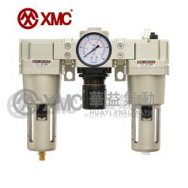 XMC气源处理三联件AC5000调节气压过滤器组合