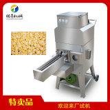 云南水果玉米加工设备,新鲜甜玉米脱粒机厂家直销