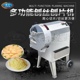 土豆萝卜全自动切丁切丝切片机新品上市