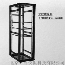 锐世TS系列机柜前后网孔门19英寸标准尺寸