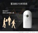 湖南摄像头计数器 双向进出客流统计 展馆摄像头计数器