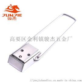 广告锁LED灯箱锁扣不锈钢箱扣可调节搭扣J603